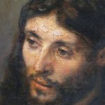 Rembrandt, Head of Christ,(1648)